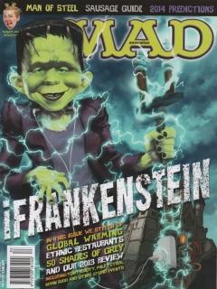 Go to MAD Magazine #483 • Australia