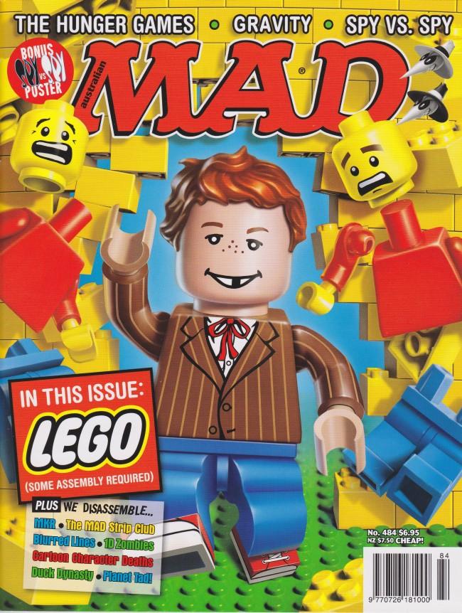 MAD Magazine #484 • Australia