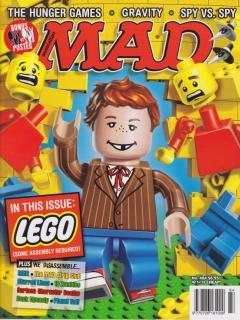 Go to MAD Magazine #484 • Australia