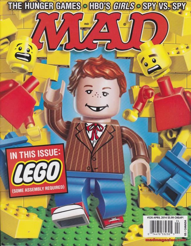 MAD Magazine #526 • USA • 1st Edition - New York