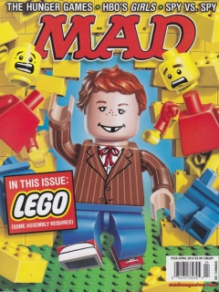 Go to MAD Magazine #526 • USA • 1st Edition - New York