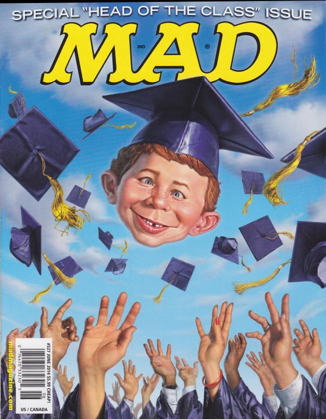 MAD Magazine #527 • USA • 1st Edition - New York