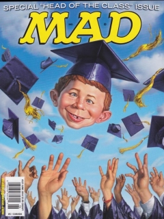 Go to MAD Magazine #527 • USA • 1st Edition - New York