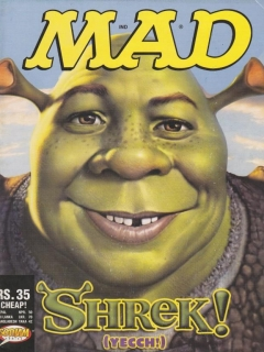 Go to MAD Magazine #51