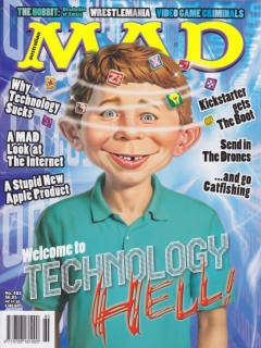 Go to MAD Magazine #485 • Australia