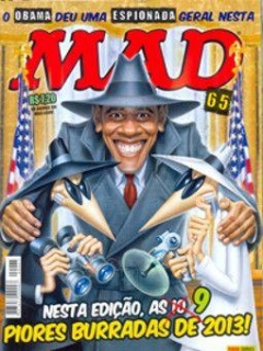 MAD Magazine #65 • Brasil • 4th Edition - Panini