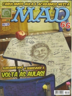 Go to MAD Magazine #66 • Brasil • 4th Edition - Panini