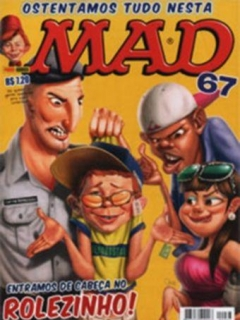 Go to MAD Magazine #67 • Brasil • 4th Edition - Panini
