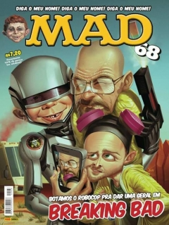 Go to MAD Magazine #68 • Brasil • 4th Edition - Panini