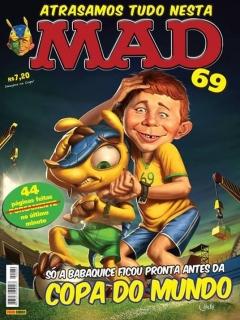 Go to MAD Magazine #69 • Brasil • 4th Edition - Panini