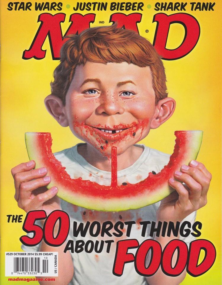 MAD Magazine #529 • USA • 1st Edition - New York