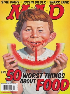 Go to MAD Magazine #529 • USA • 1st Edition - New York
