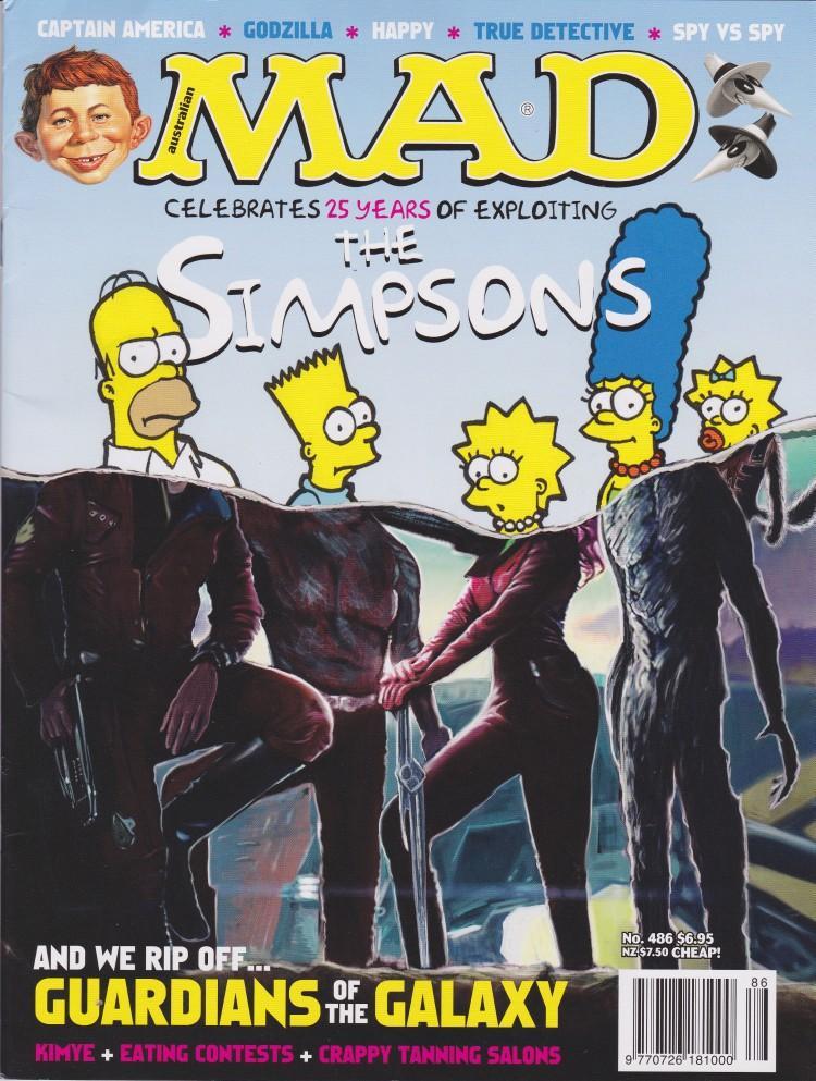 MAD Magazine #486 • Australia