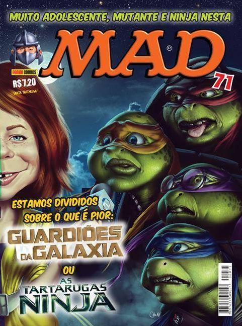 MAD Magazine #71 • Brasil • 4th Edition - Panini