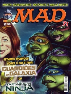 MAD Magazine #71 • Brasil • 4th Edition - Panini