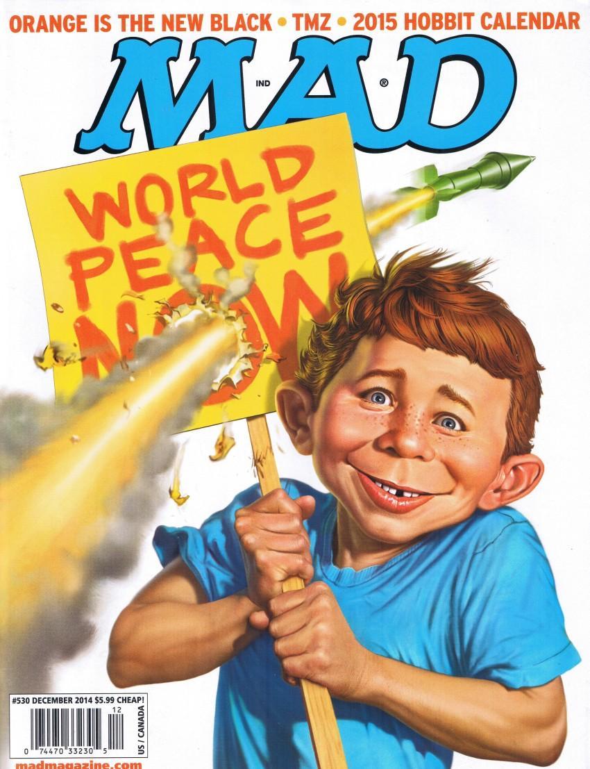 MAD Magazine #530 • USA • 1st Edition - New York