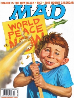 Go to MAD Magazine #530