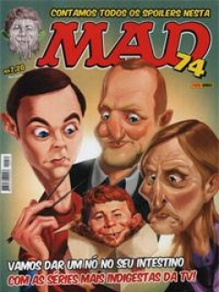 Go to MAD Magazine #74 • Brasil • 1st Edition - Veechi