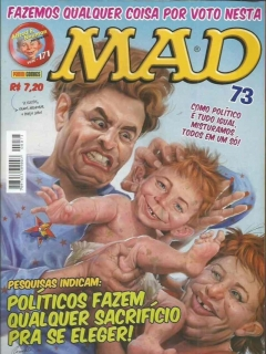 Go to MAD Magazine #73 • Brasil • 4th Edition - Panini