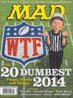 Go to MAD Magazine #531
