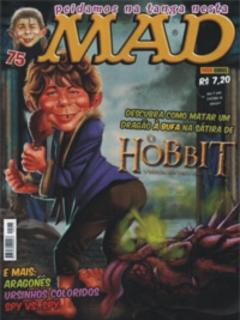 Go to MAD Magazine #75 • Brasil • 4th Edition - Panini