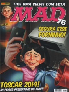 MAD Magazine #76 • Brasil • 4th Edition - Panini