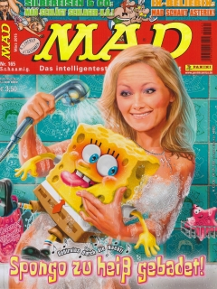 Go to MAD Magazine #165 • Germany • 2nd Edition - Dino/Panini