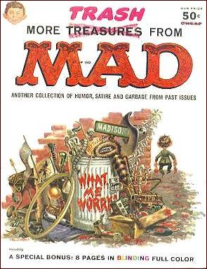 More Trash from MAD #1 • USA • 1st Edition - New York