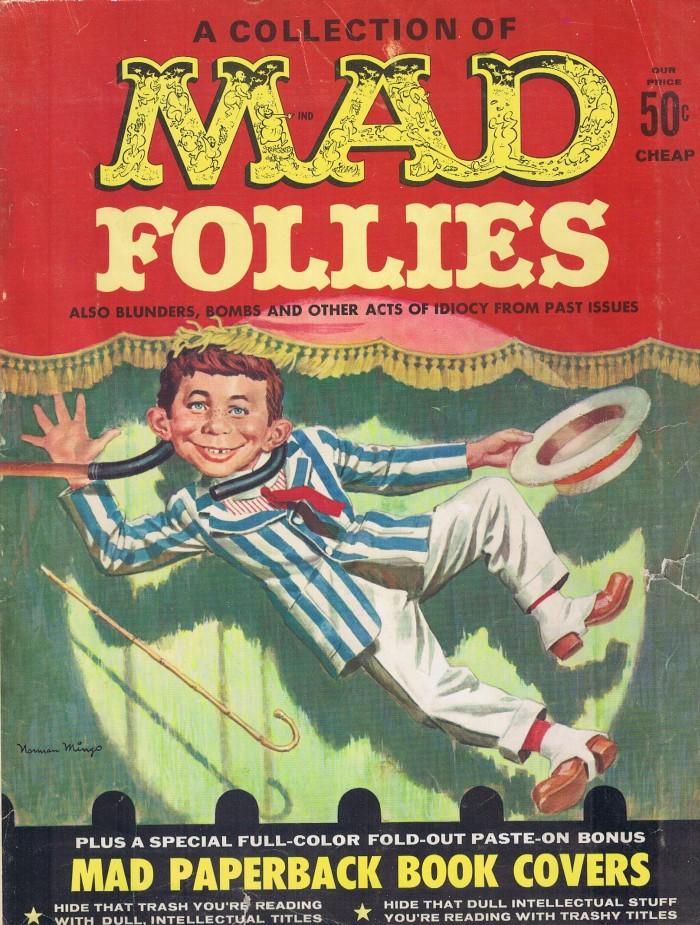 MAD Follies #1 • USA • 1st Edition - New York