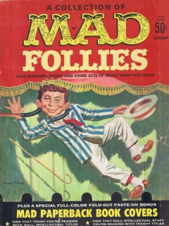 Go to MAD Follies #1 • USA • 1st Edition - New York