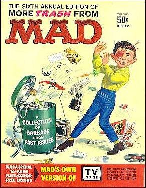More Trash from MAD #6 • USA • 1st Edition - New York
