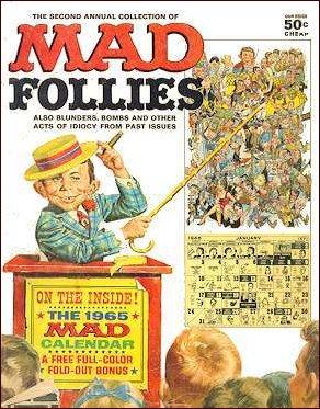MAD Follies #2 • USA • 1st Edition - New York
