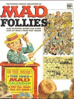 MAD Follies #2 • USA • 1st Edition - New York