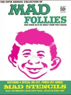 MAD Follies #5 • USA • 1st Edition - New York