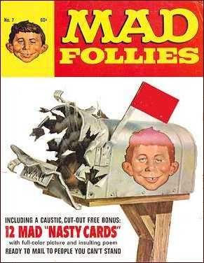 MAD Follies #7 • USA • 1st Edition - New York