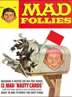 Go to MAD Follies #7 • USA • 1st Edition - New York