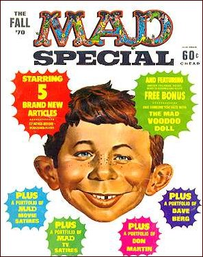 MAD Special #1 • USA • 1st Edition - New York