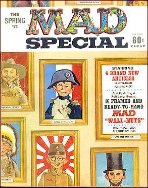 MAD Special #2 • USA • 1st Edition - New York
