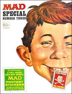MAD Special #3 • USA • 1st Edition - New York