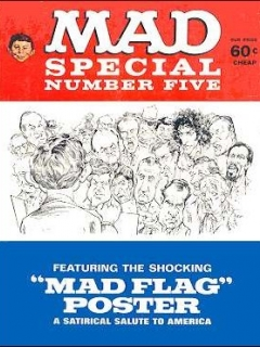 MAD Special #5 • USA • 1st Edition - New York