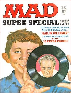 MAD Super Special #11 • USA • 1st Edition - New York