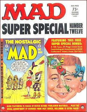 MAD Super Special #12 • USA • 1st Edition - New York