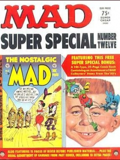 Go to MAD Super Special #12 • USA • 1st Edition - New York