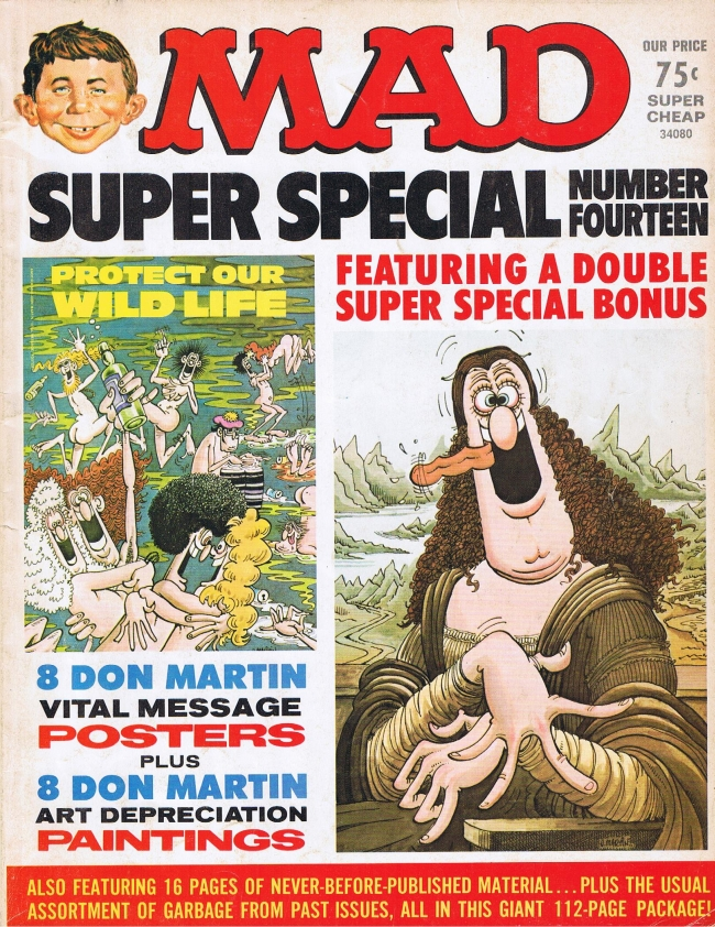 MAD Super Special #14 • USA • 1st Edition - New York