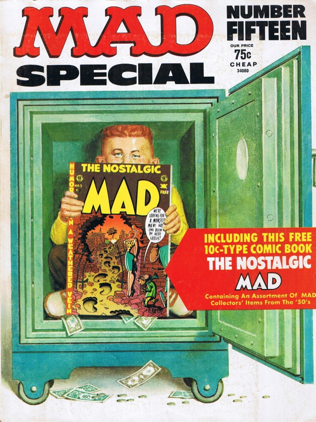 MAD Super Special #15 • USA • 1st Edition - New York
