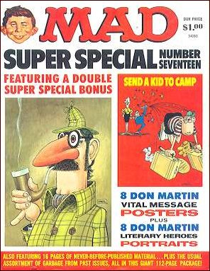 MAD Super Special #17 • USA • 1st Edition - New York