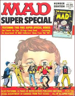 MAD Super Special #18 • USA • 1st Edition - New York