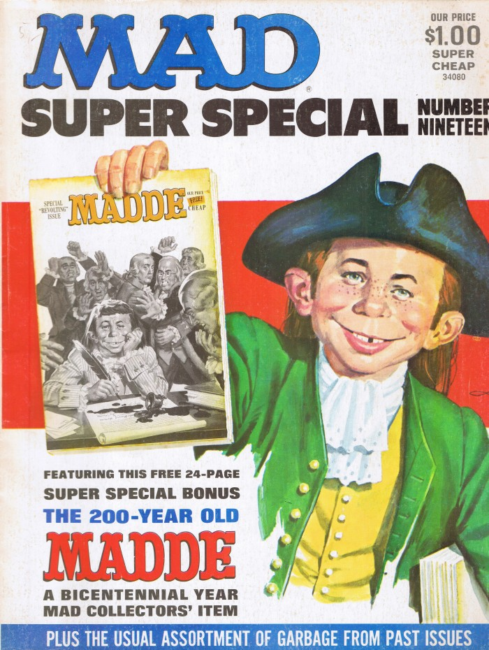 MAD Super Special #19 • USA • 1st Edition - New York