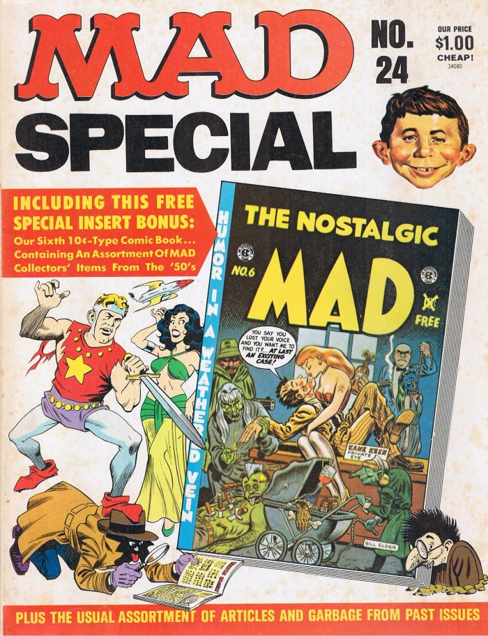 MAD Super Special #24 • USA • 1st Edition - New York