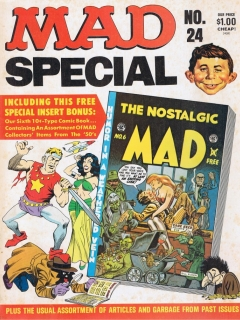 Go to MAD Super Special #24 • USA • 1st Edition - New York